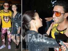 Ranveer Singh, Alia Bhatt and Zoya Akhtar party in style