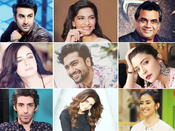 Real v/s Reel: These actors will be playing pivotal parts in Sanju