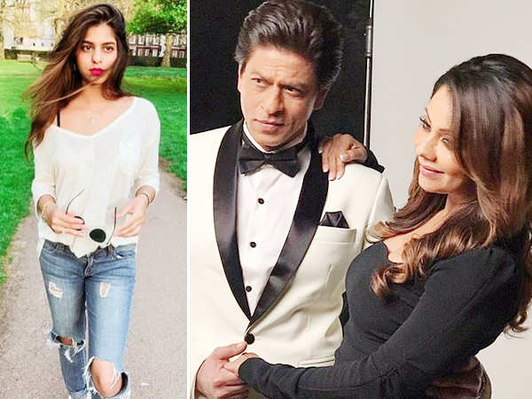 Gauri Khan reveals Suhana Khan is having the time of her life in her teens