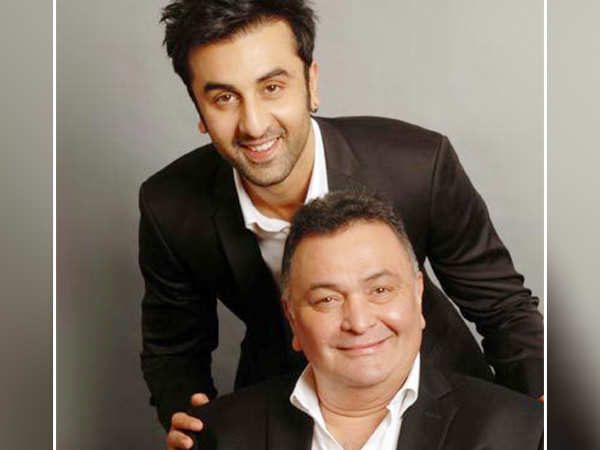Rishi Kapoor gets candid about his equation with Ranbir