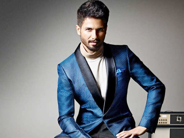 Confirmed! Shahid bags the lead role in the Hindi remake of Arjun Reddy