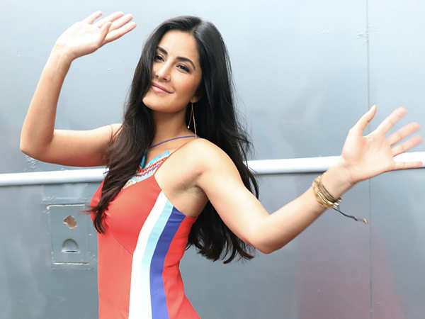 Katrina Kaif accepts she had taken a backseat professionally for few years