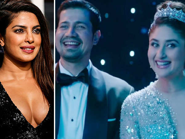 This is Priyanka Chopra's reaction to Veere Di Wedding trailer