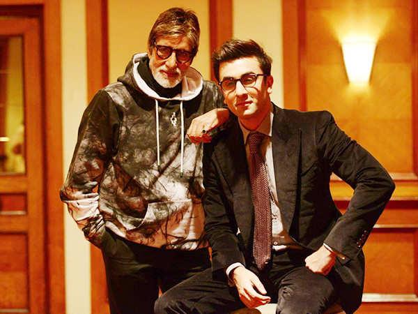 Amitabh Bachchan believes Ranbir Kapoor is god gifted
