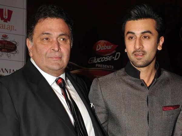 Rishi Kapoor opens up about son Ranbir Kapoor