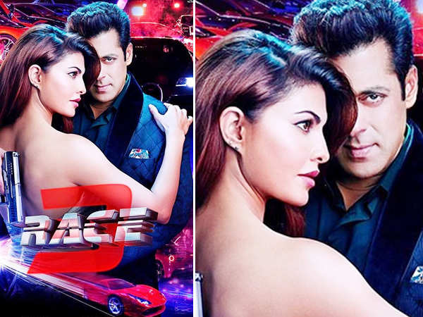 The latest poster of Race 3 radiates grit and glamour