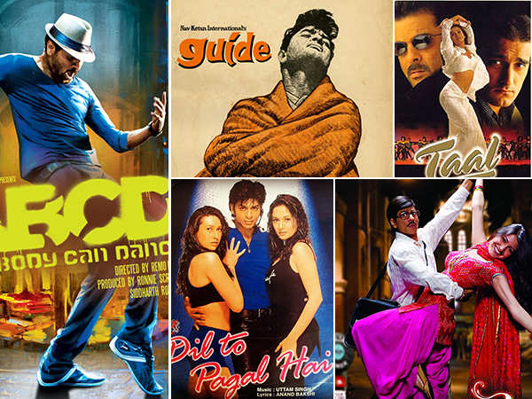 11 Bollywood films in which dance was the hero