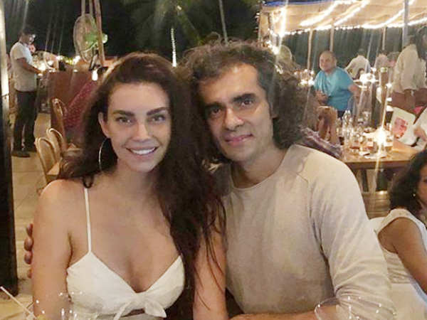 Is this Imtiaz Ali's new lady love?