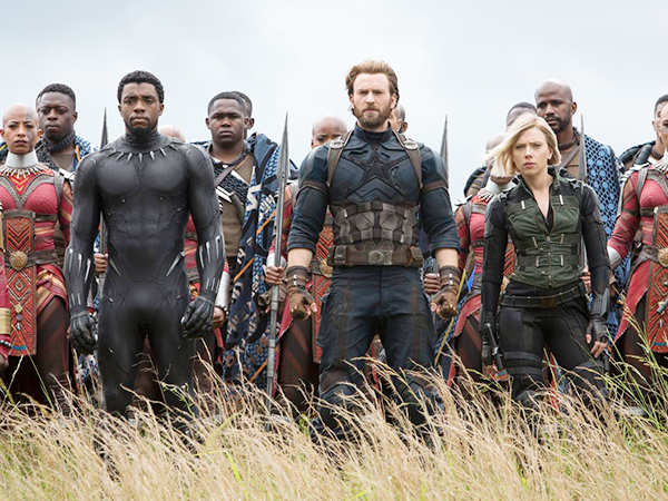 Avengers: Infinity War becomes the biggest opener of 2018