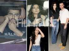 Arjun, Sanjay, Rhea and Shanaya Kapoor celebrate Maheep Kapoor's birthday