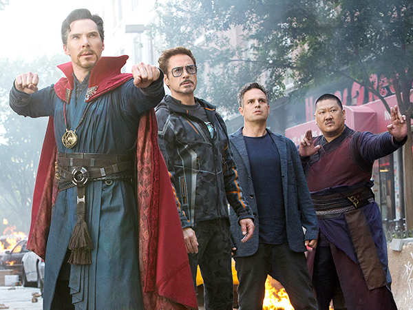 Avengers: Infinity War inches away from the 100 crores club