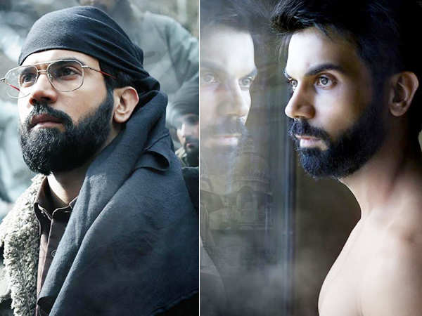 Rajkummar Rao reveals what it took to play Omar Saeed Sheikh