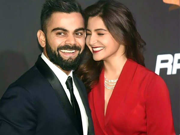 Anushka Sharma excitedly cheers for Virat Kohli even at work