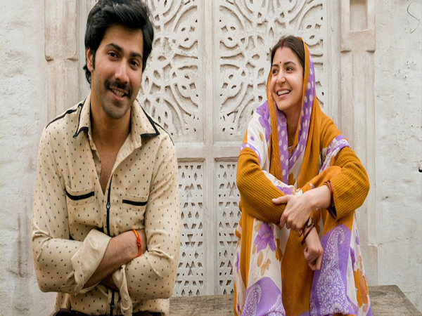 Varun Dhawan and Anushka Sharma wrap up the third schedule of Sui Dhaaga
