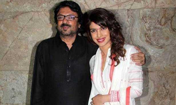 Priyanka - Sanjay Leela Bhansali