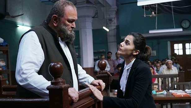 Mulk box office