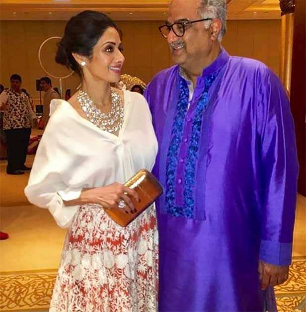Spouse special: Boney Kapoor speaks about Sridevi