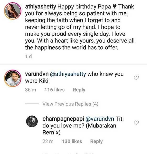 Athiya- Drake