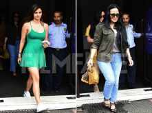 Disha Patani spends her Sunday with Tiger Shroff's family