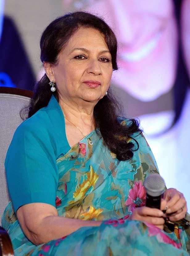 Alia Bhatt, Sharmila Tagore
