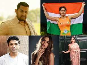 Bollywood congratulates Vinesh Phogat for winning Gold at Asian Games 2018