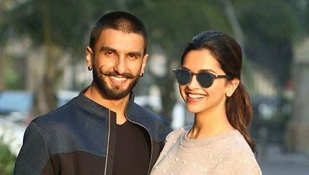 Deepika Padukone and Ranveer Singh enjoy a vacation ahead of their wedding