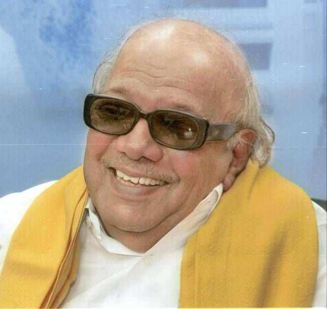 Eminent politician and screenwriter M Karunanidhi passes away at 94