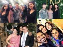 Inside pictures & videos! Priyanka Chopra and Nick Jonas party all night