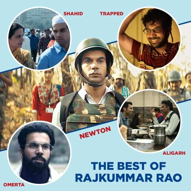 Birthday Special : 5 roles only Rajkummar Rao could pull off