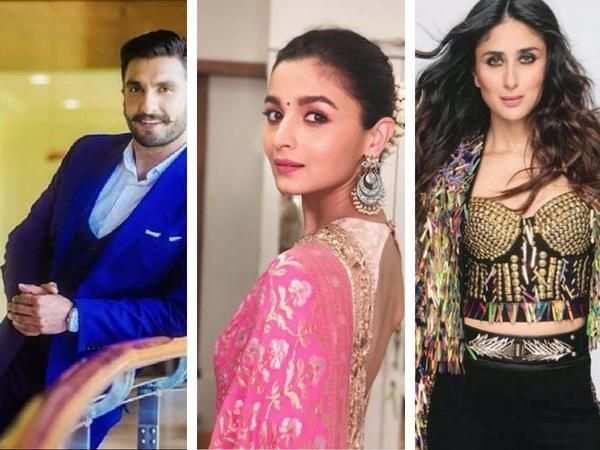 Karan Johar announces his next film with Ranveer, Alia and Kareena
