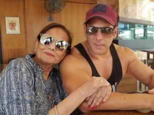 Video: Salman Khan chills with his mother in Malta