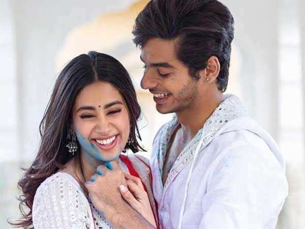Dhadak grosses over Rs 100 crore at the worldwide box-office