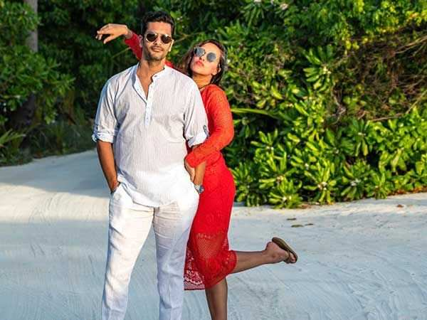 Angad Bedi breaks his silence around Neha Dhupia's pregnancy rumours
