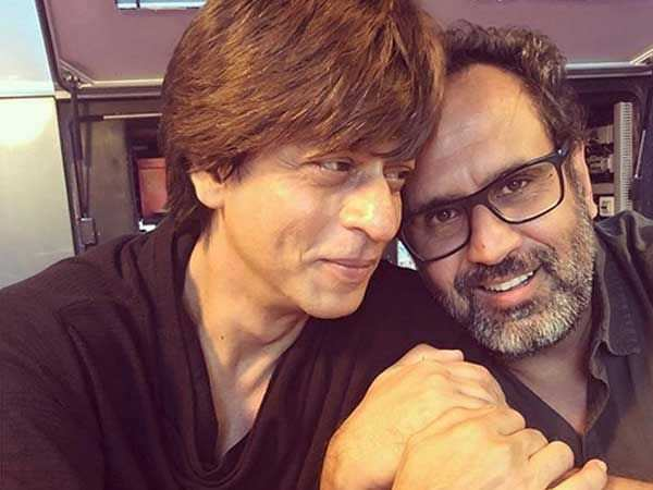 Big story! Shah Rukh Khan to now produce films with Aanand L Rai?