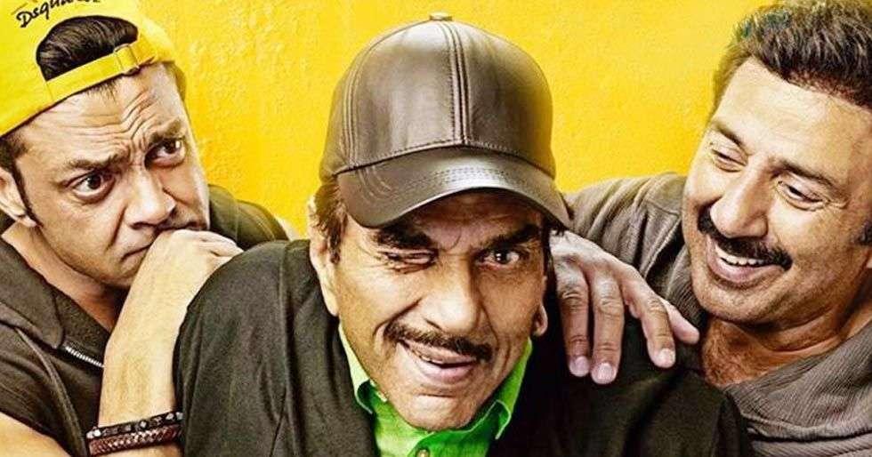 9d189f8118bb5 Movie Review- Yamla Pagla Deewana  Phir Se