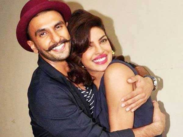 Ranveer Singh has a hilarious response to Priyanka Chopra's latest picture
