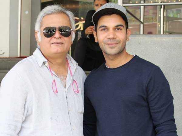 Rajkummar Rao and Hansal Mehta to reunite for a comedy film?