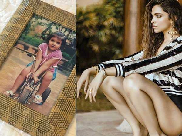 Deepika Padukone says she'll be a tomboy forever