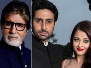 Amitabh Bachchan to join Aishwarya Rai - Abhishek Bachchan's Gulab Jamun?