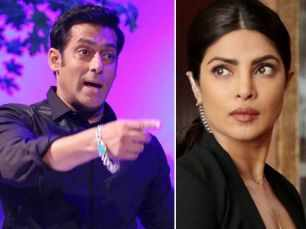 Salman Khan's reaction to Priyanka Chopra's exit from Bharat is unmissable