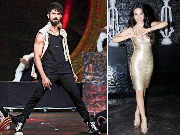 Shahid Kapoor and Kiara Advani to star together in a music video