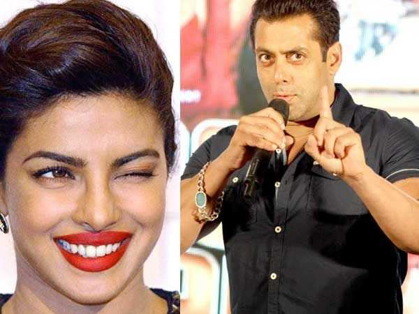 Priyanka Chopra gave us a different reason for leaving Bharat: Salman Khan