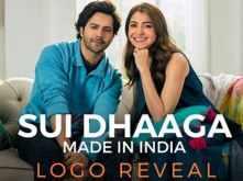 Video : Varun Dhawan and Anushka Sharma reveal the logo of Sui Dhaaga