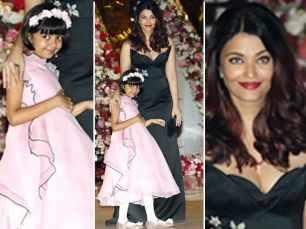 Aaradhya Bachchan watches mom Aishwarya Rai Bachchan's first film ever