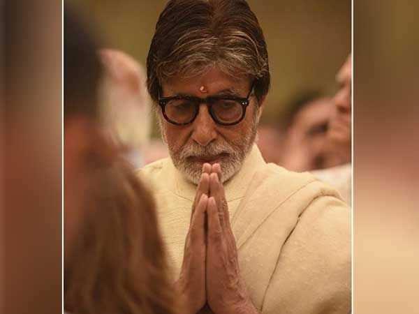 Amitabh Bachchan writes an emotional letter for late Rajan Nanda