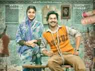 Here's the first poster of Varun Dhawan and Anushka Sharma's Sui Dhaaga