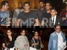Salman Khan flies to Malta with his family for Bharat's second schedule