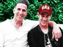 Akshay Kumar talks about son Aarav's future plans