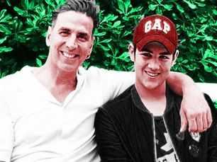 Akshay Kumar talks about son Aarav's future plans