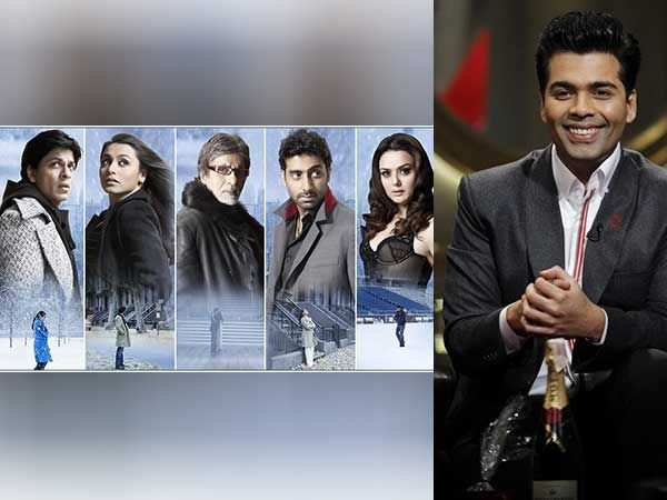 Karan Johar's epic reply to a troll is simply unmissable